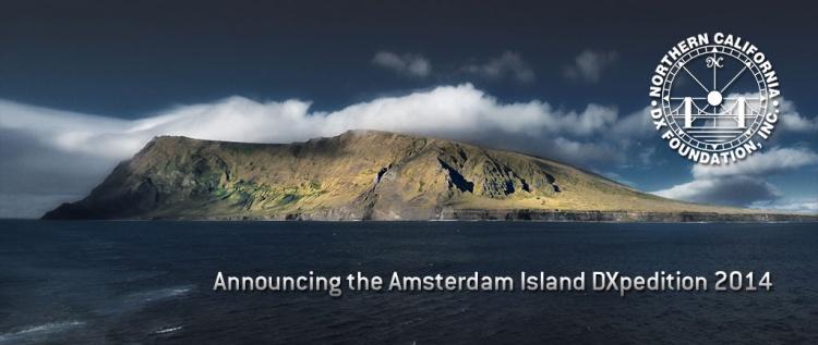 Amsterdam Island FT5ZM