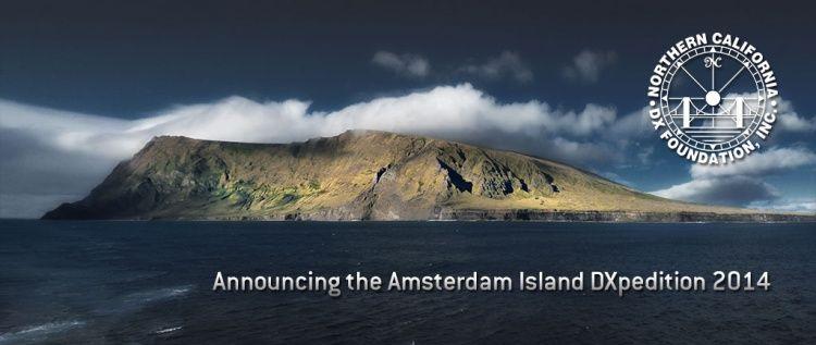 FT5ZM Amsterdam Island