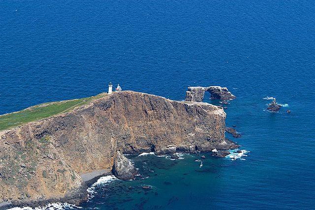 Anacapa Island KT3Q/6 DX News