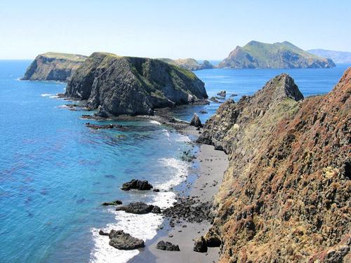 Anacapa Island W6UX/P DX News
