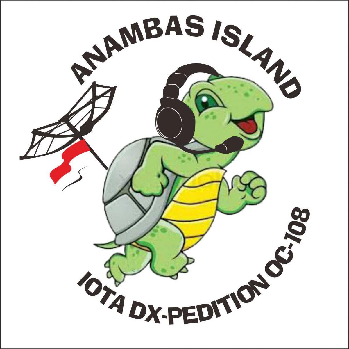 Anambas Island YE5R