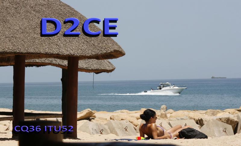 Angola D2CE