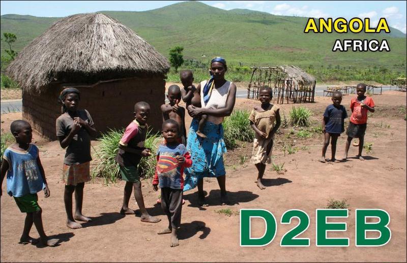 Ангола D2EB