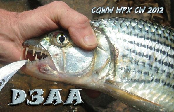 Angola D3AA WPX CW 2012