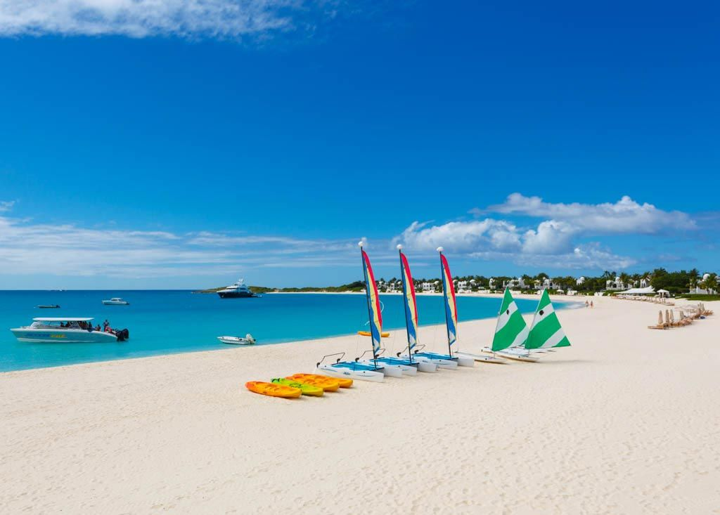 Anguilla Island Hotel Cap Juluca