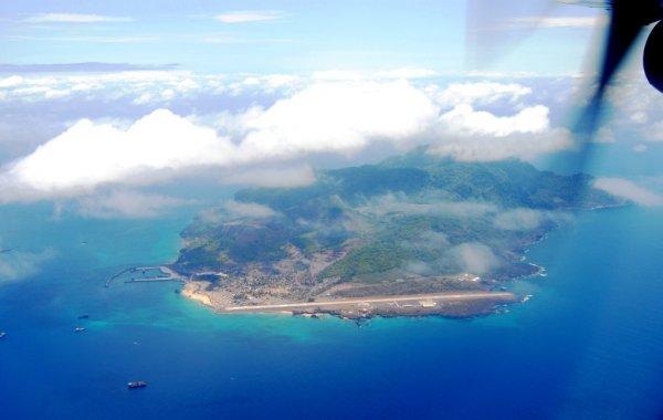Остров Аннобон Остров Пагасу 3C0E