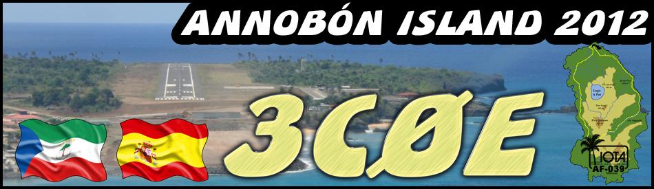 Annobon Island Pagalu Island 3C0E Logo