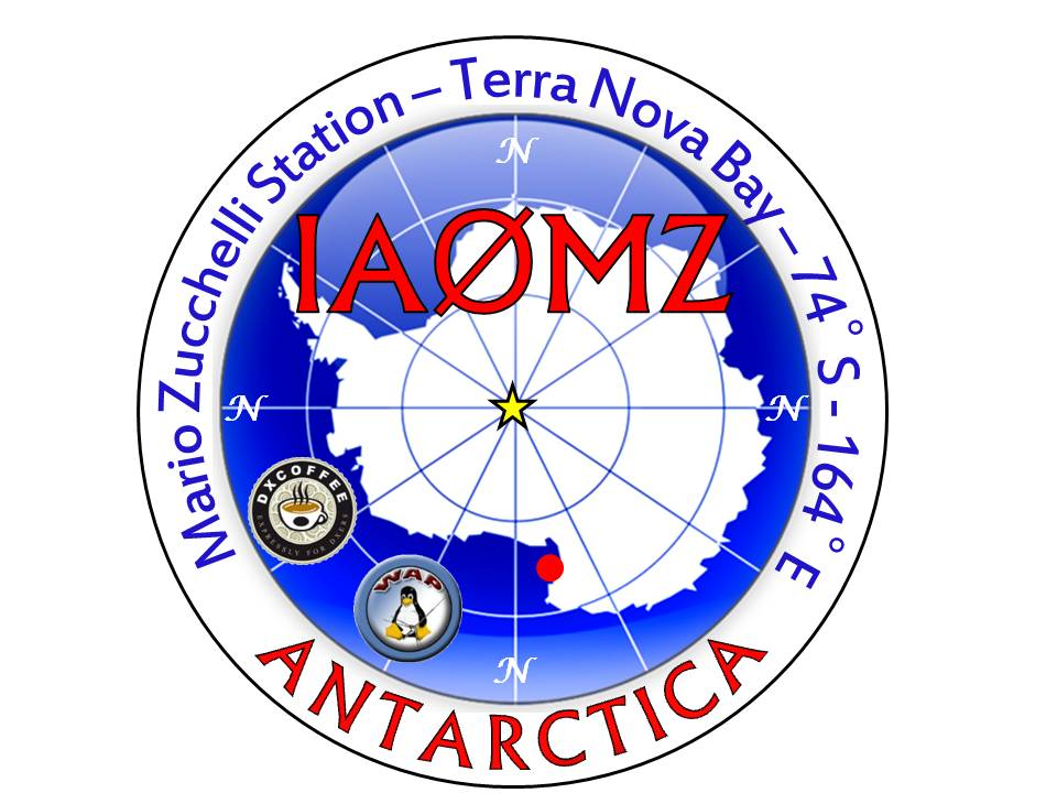 Antarctica Mario Zuccheli Station IA0MZ