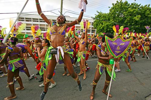 Острова Антигуа и Барбуда V26Y Карнавал