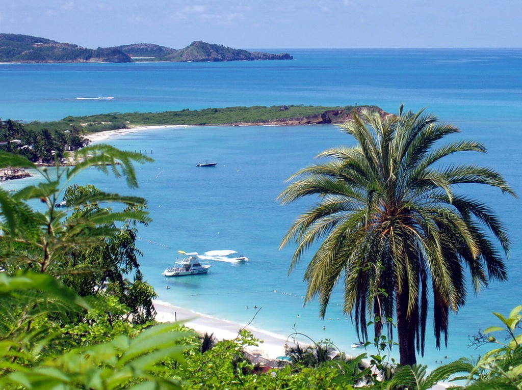 Antigua and Barbuda Islands V25RV