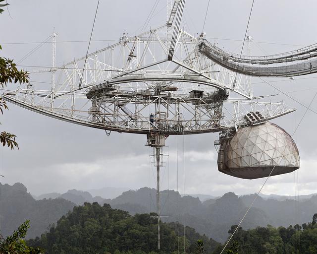 Arecibo Observatory KP4AO 50 year