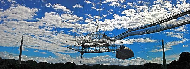 Arecibo Observatory KP4AO Puerto Rico