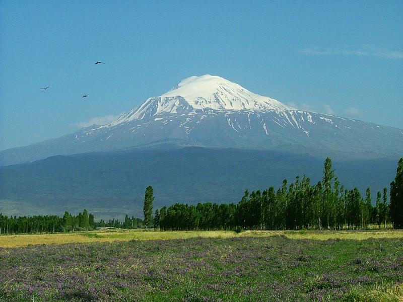 Армения 20 Лет Независимости Армении Гора Арарат