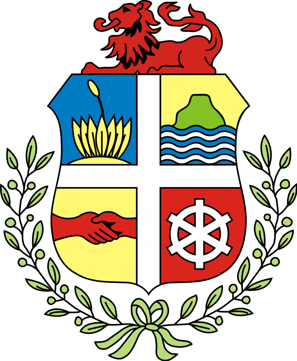 Aruba Coat of Arms of Aruba