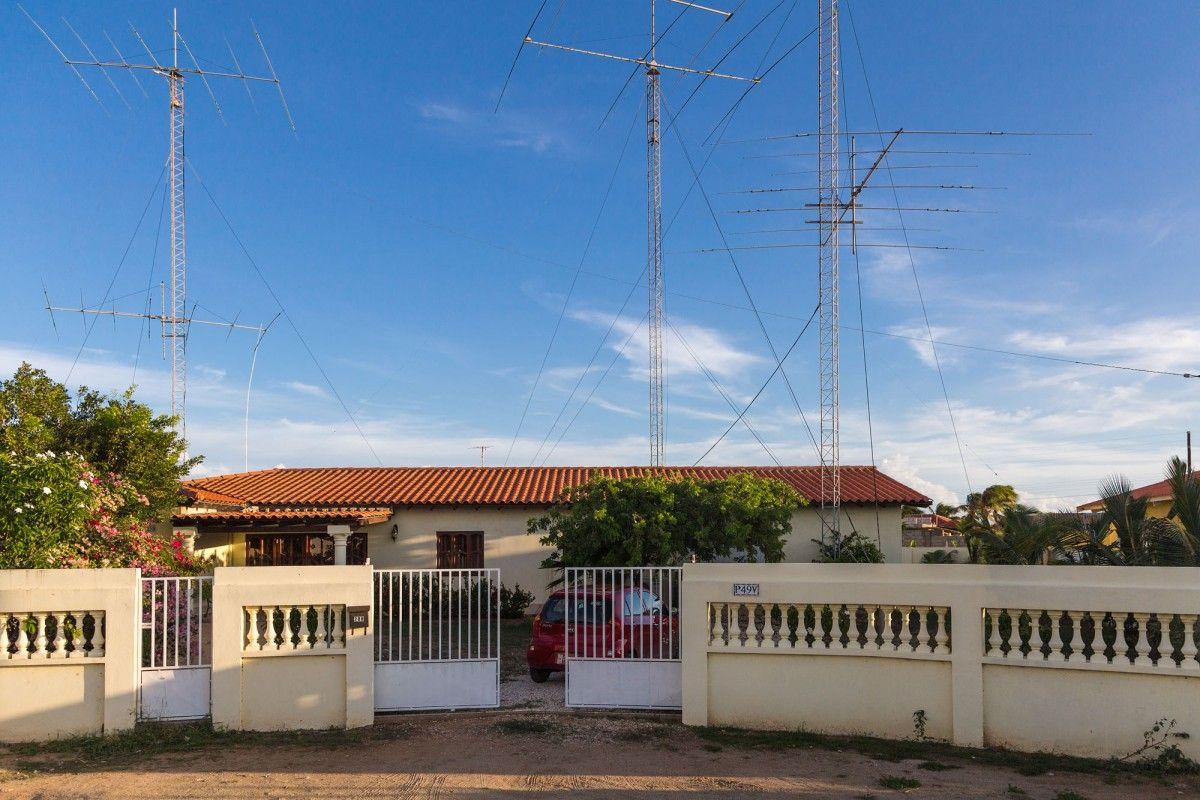 Aruba P40F Antennas