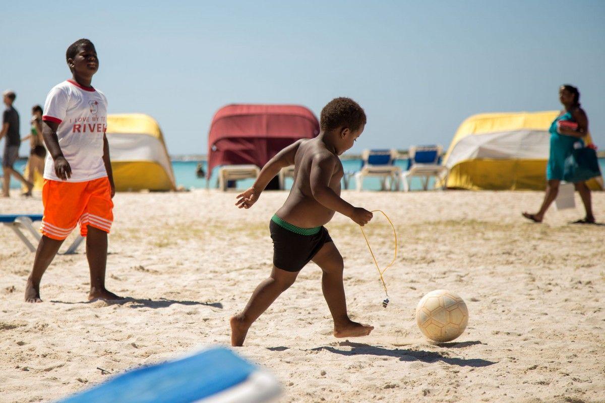 Аруба P40F Детский пляж