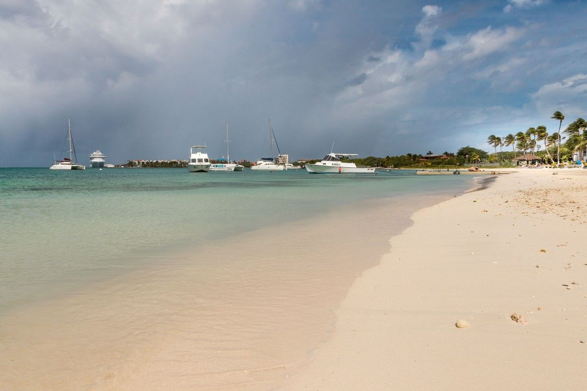 Aruba P40F Beach