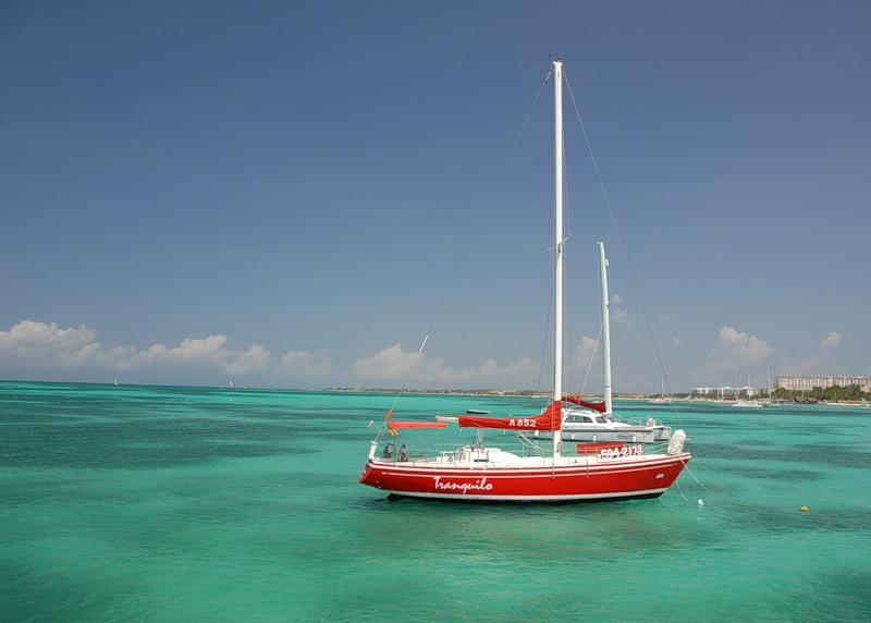 Aruba P40W WPX SSB 2012