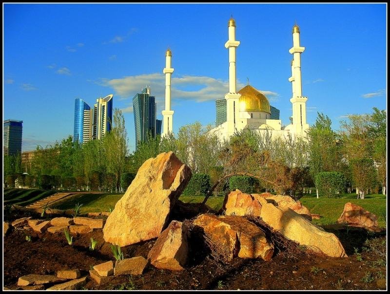 Астана 15 лет DX Новости