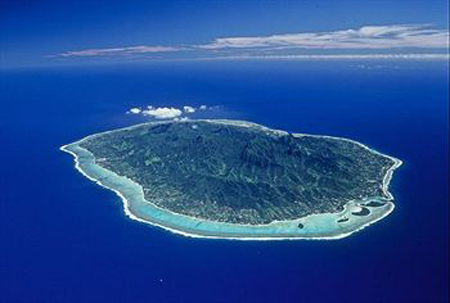 Atiu Island South Cook Islands E51AIU