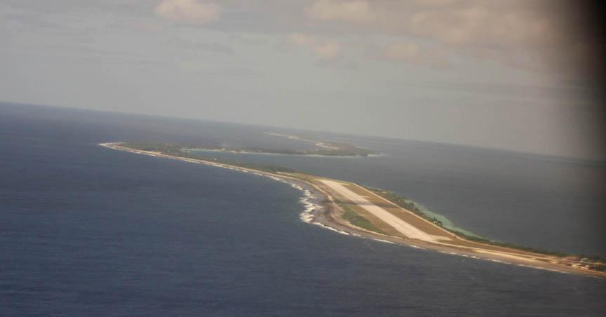 Атолл Хао Французская Полинезия FO/F5LCI Аэропорт