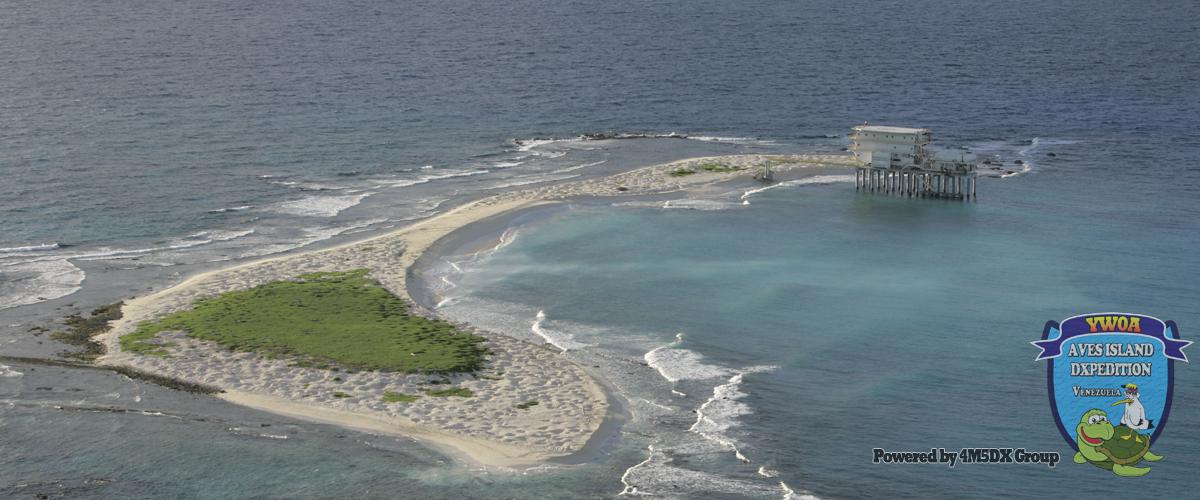 Aves Island YW0A
