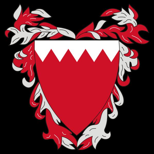 Bahrain Emblem of Bahrain A91WTIS