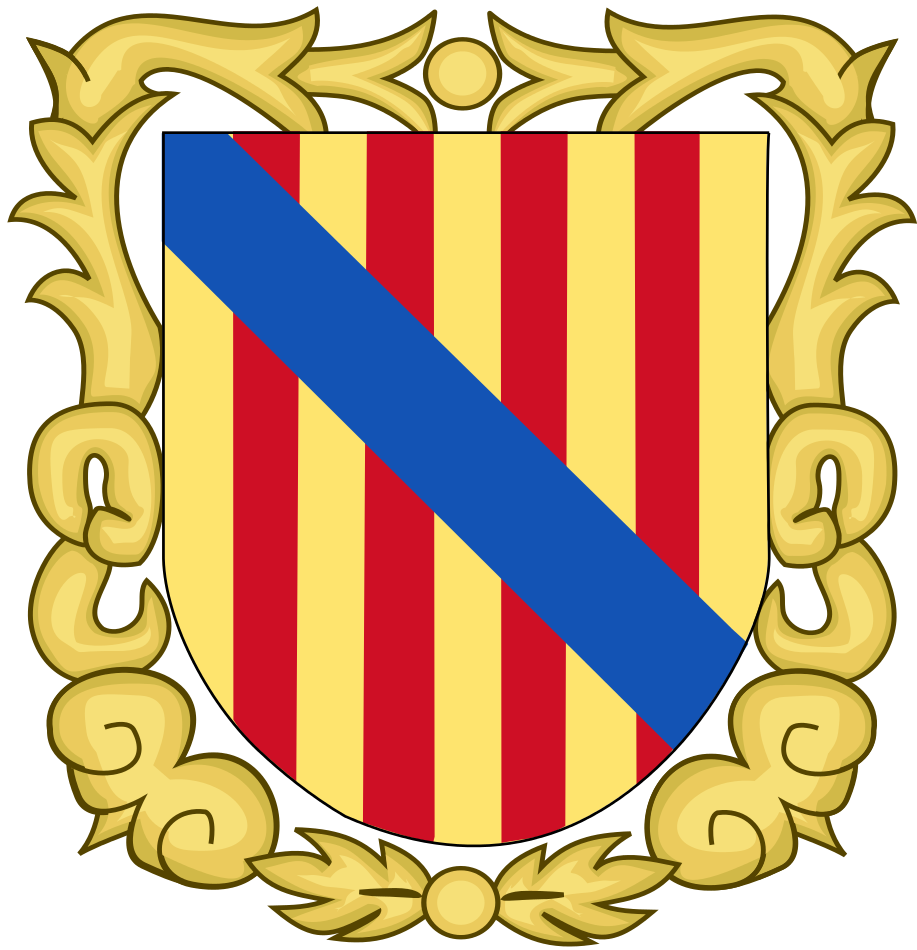 Balearic Islands Coat of Arms of Balearic Islands EA6/DF7XE