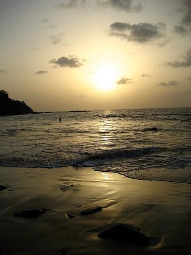 Банановый Остров Сьерра Леоне 9L0W 2011