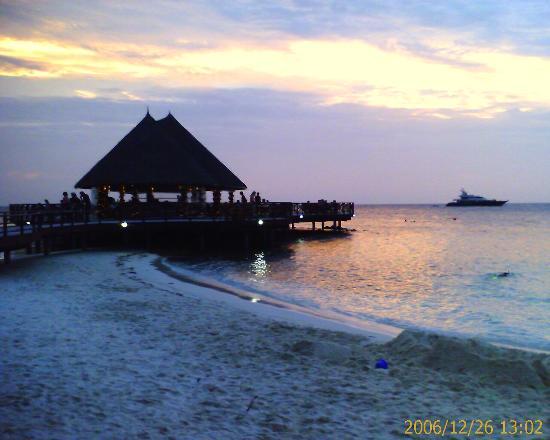 Остров Бандос Мальдивские Острова