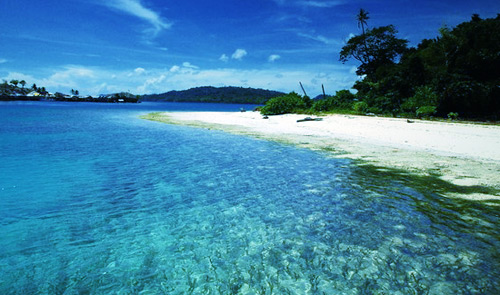 Banggai Islands YE8B DX News