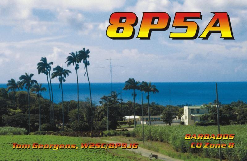 Barbados 8P5A