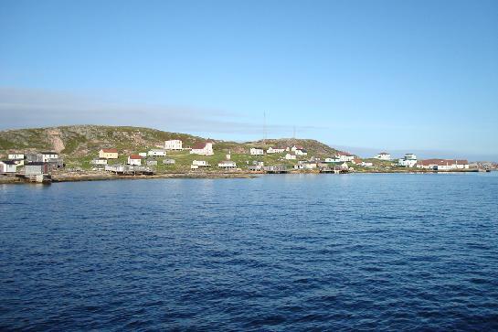 Остров Баттл Лабрадор