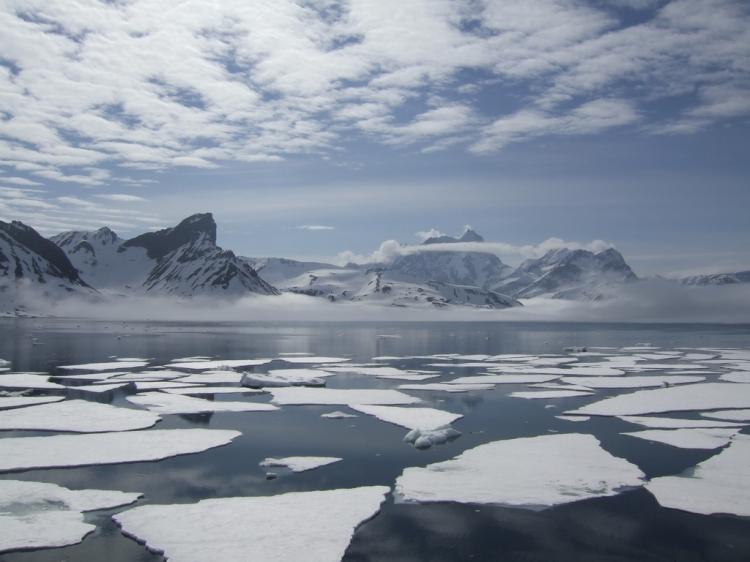 Остров Медвижий JW2US DX Новости Остров Бьорн