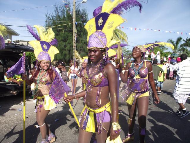 Belize V31UB Carnival