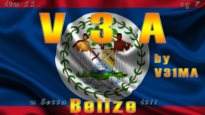 Белиз V3A