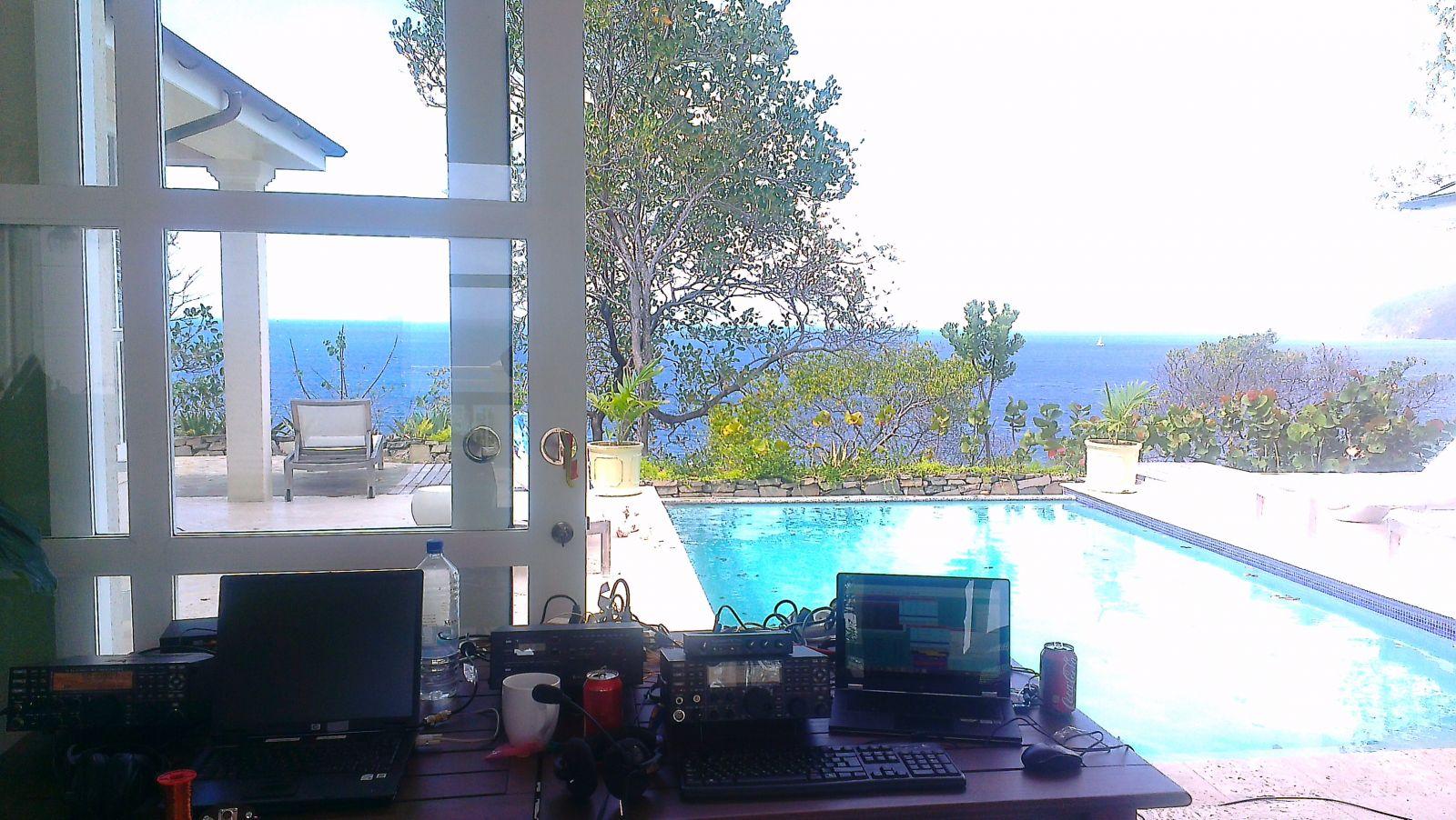 Bequia Island J8/UA4CC J8/LY2IJ News Photo