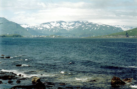 Остров Беринга Командорские Острова R0/US0IW