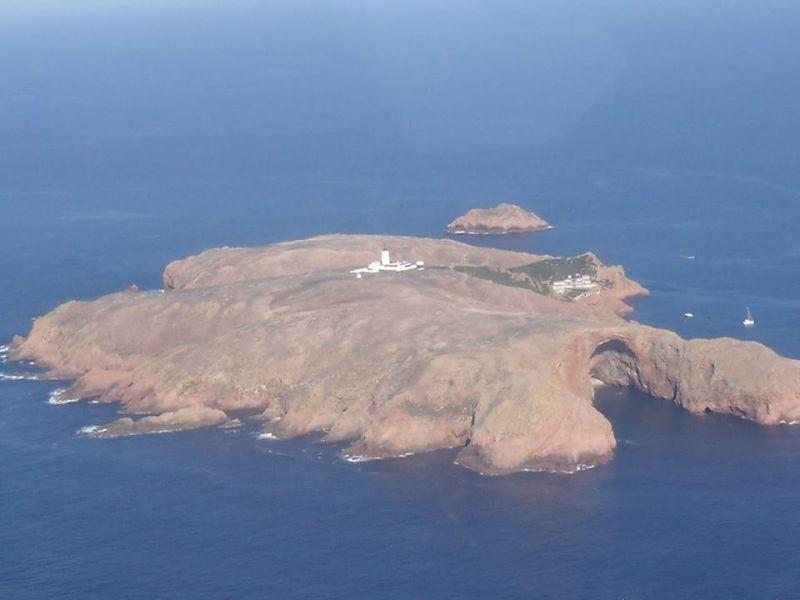 Остров Берленга CS5RCO