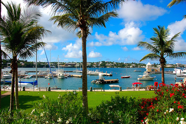 Bermuda Islands DX News OH1VR/VP9 2011