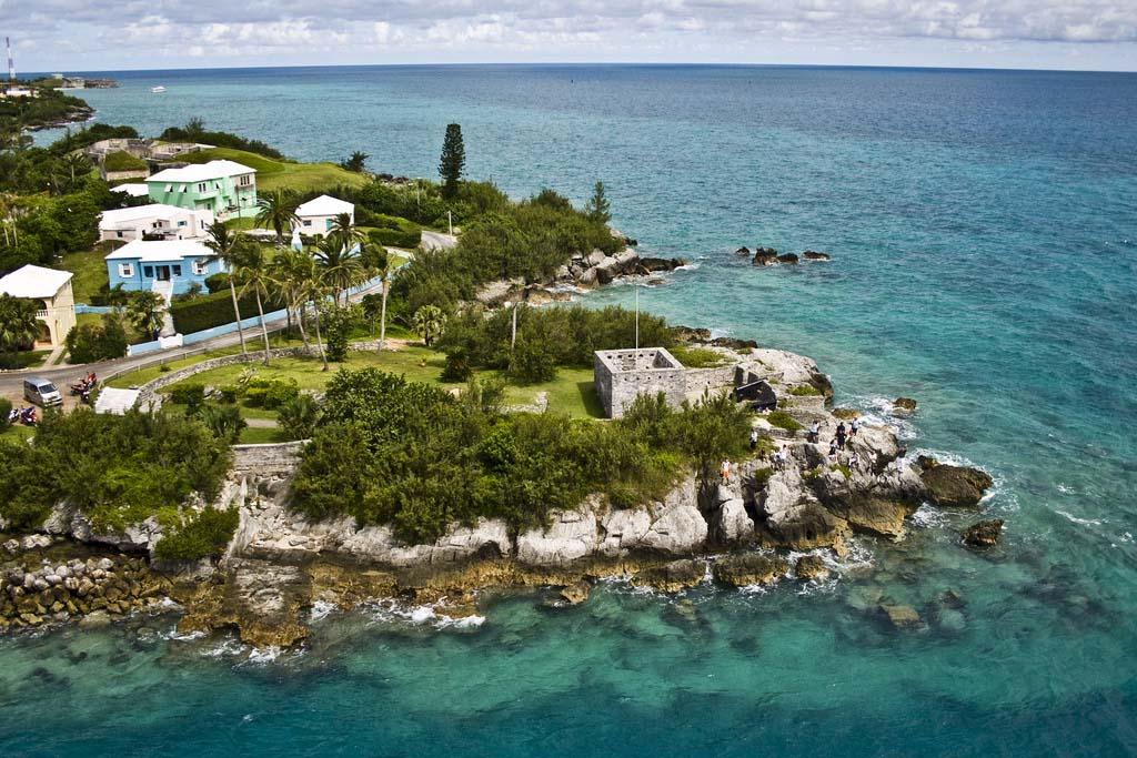 Бермудские острова VP9FOC