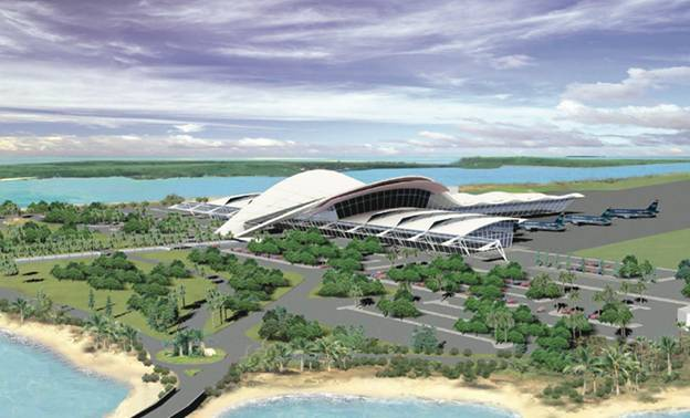 Бермудские Острова VP9KF Аэропорт