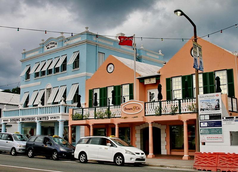 Бермудские острова WB3IGR/VP9 WB3LTH/VP9 DX Новости