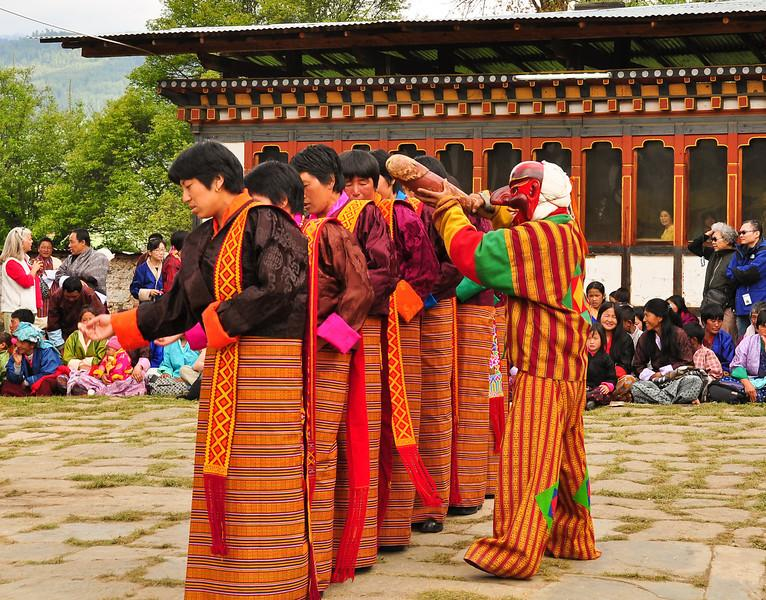 Bhutan A52IR A52PP A52PC A51B Ceremony