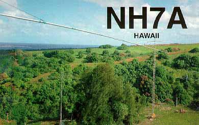 Большой Остров Гавайи NH7A