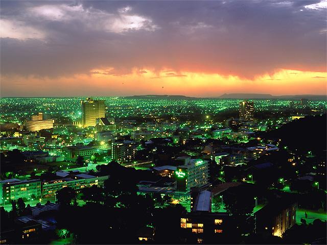 Bloemfontein South Africa ZS4TX