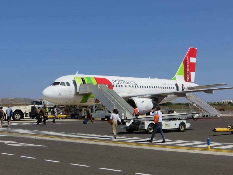 Boa Vista Island Cabo Verde Cape Verde D44TWQ Airport