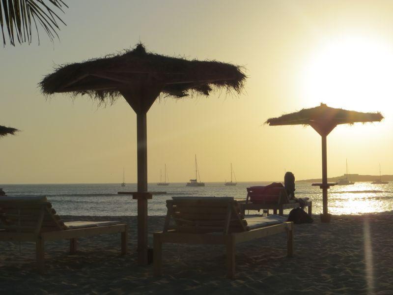 Boa Vista Island Sal Rei Beach Life