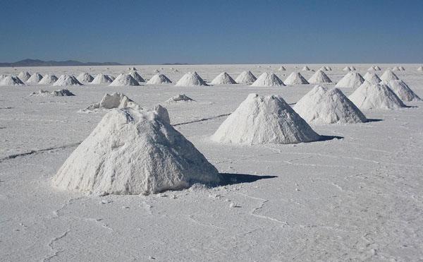 Боливия CP8MW Соль Туристические достопримечательности DX Новости