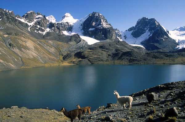 Боливия CP8MW Достопримечательности